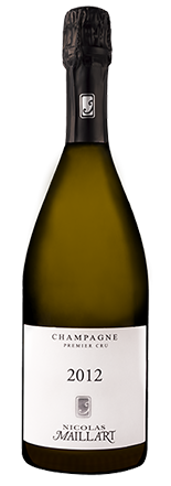 champagne premier cru 2012 nicolas maillart
