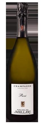 champagne grand cru rose nicolas maillart